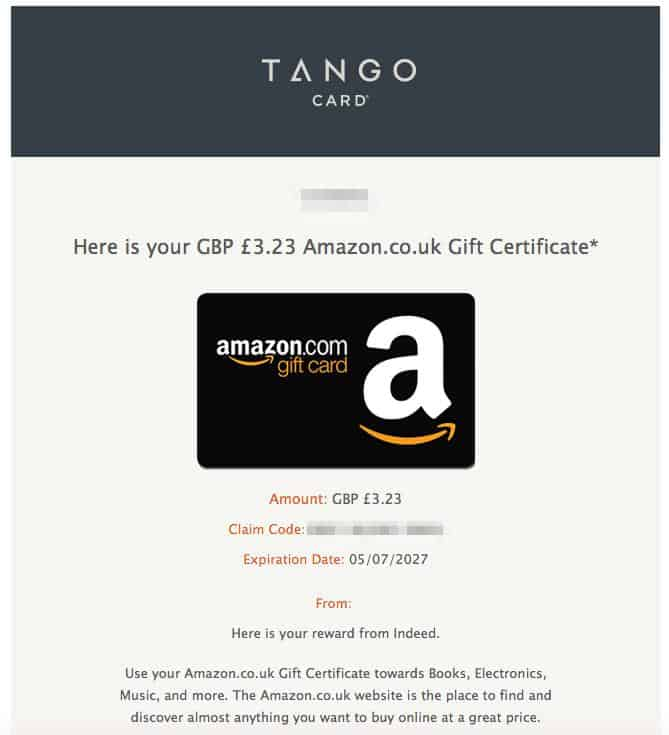 Amazon Gift Card From Job Spotter Job Spotter Review Money While You Re In Town Homeworkingclub Who Sells Amazon Gift Cards Uk Gift Ideas Where Amazon Gift