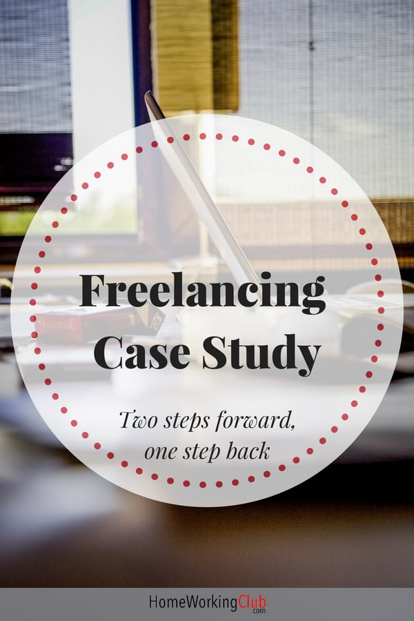 This is the second part of our regular freelance case study series, following the ups and downs in the life of a brand new freelancer.