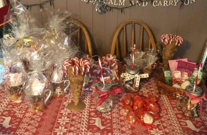 Cash for Christmas Crafts
