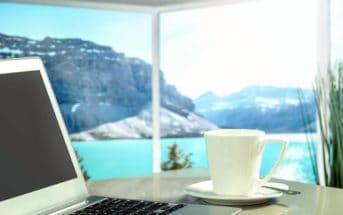 Freelance holiday
