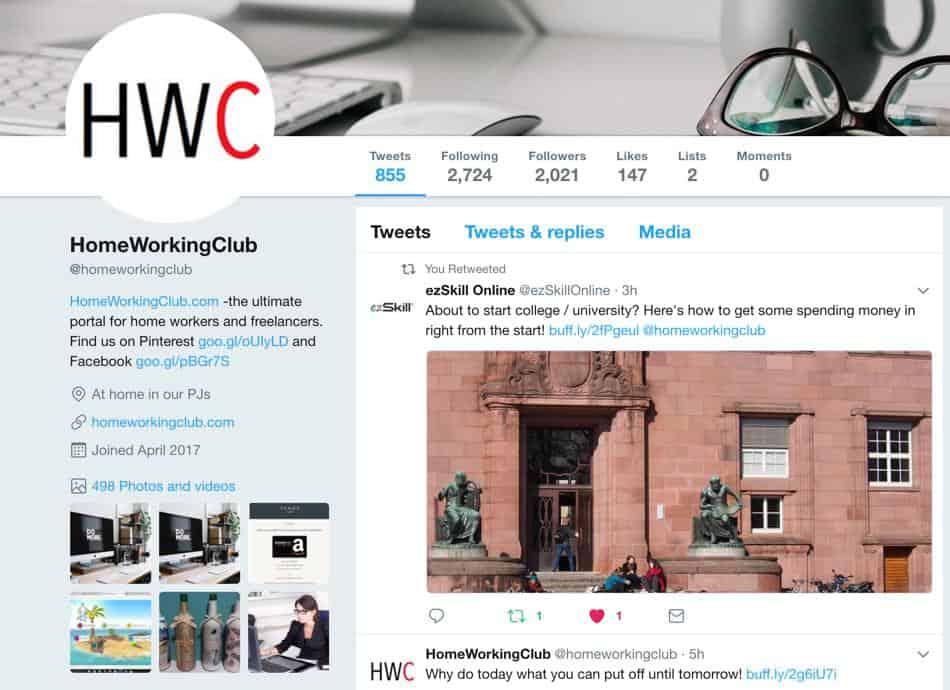 HWC Twitter