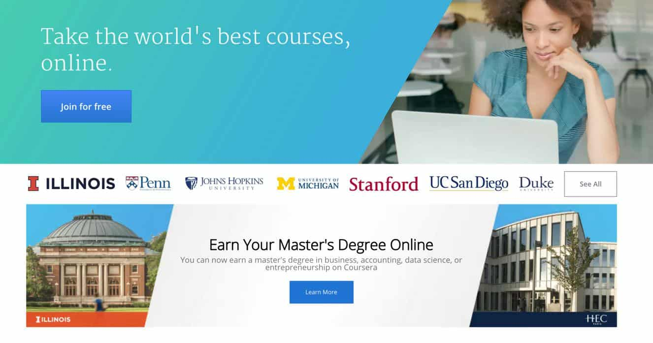 Coursera course gifts