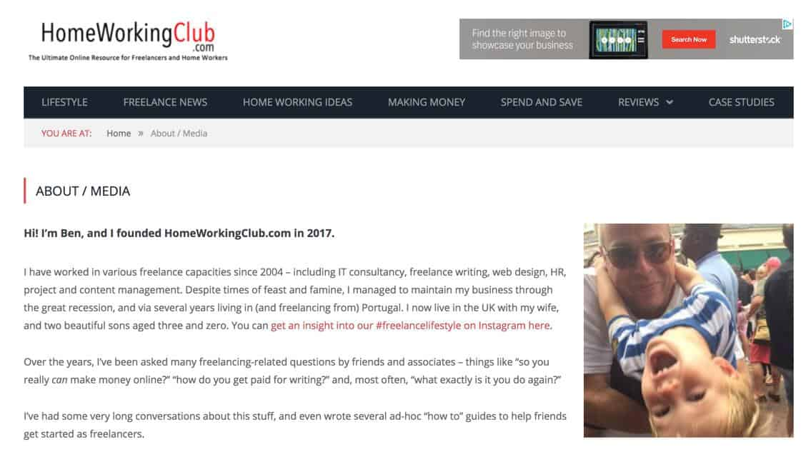 About HomeWorkingClub