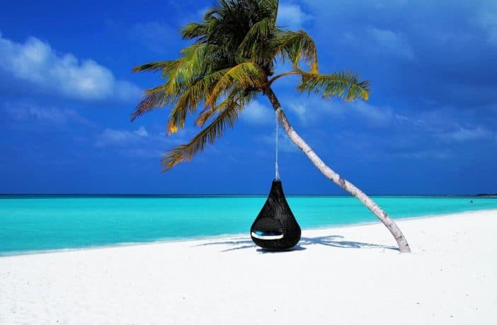 Location independent jobs - working on the beach