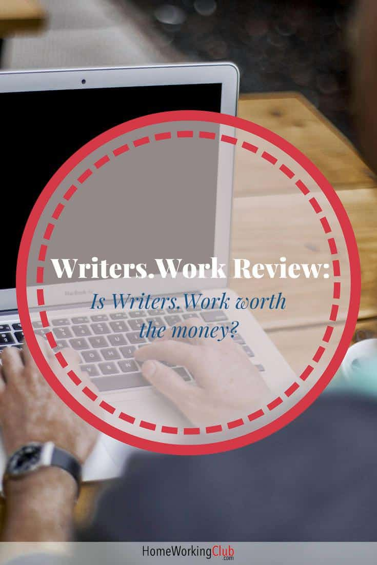 "Writers Work is an online service that aims to act as a ""one-stop"" destination for writers, offering job listings, training materials, and a selection of tools to help writers manage and share their work."