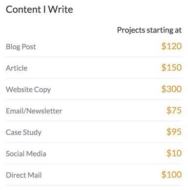 Content Rates