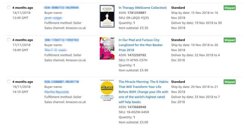 Amazon Seller Insights