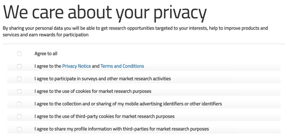 Qmee privacy