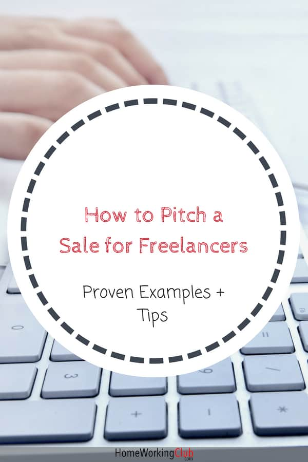 proven sales pitch examples and pitching tips for freelancers