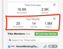 Tribe activity