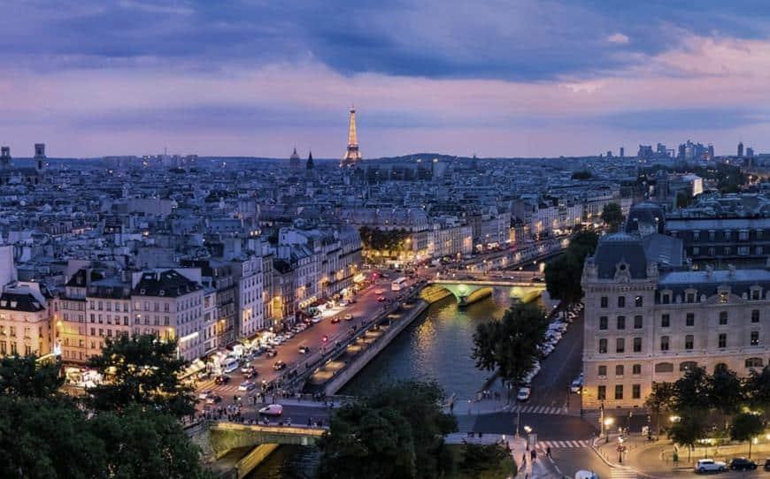 Last minute Paris trip