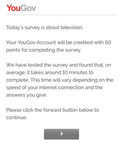 YouGov survey example