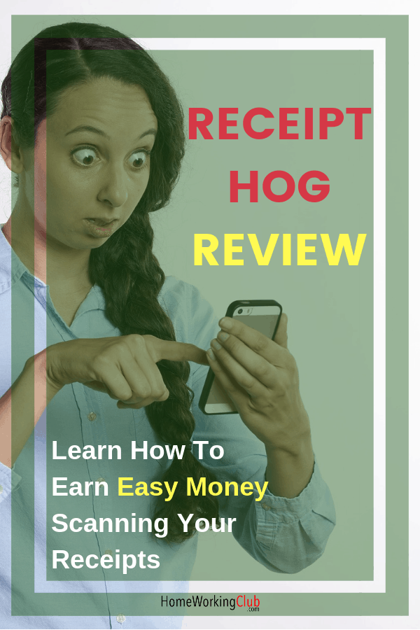 How To Make Money Taking Photos of Your Receipts #makingmoney #receipthog #review #earnmoneyonline #scanningreceipt #homeworking #money #easyonlinemoney #receipthogreview
