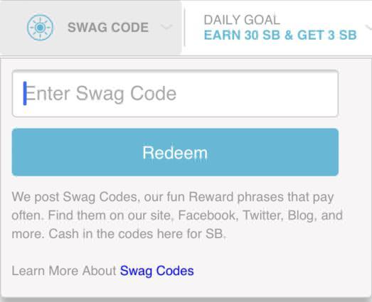 Swagcodes