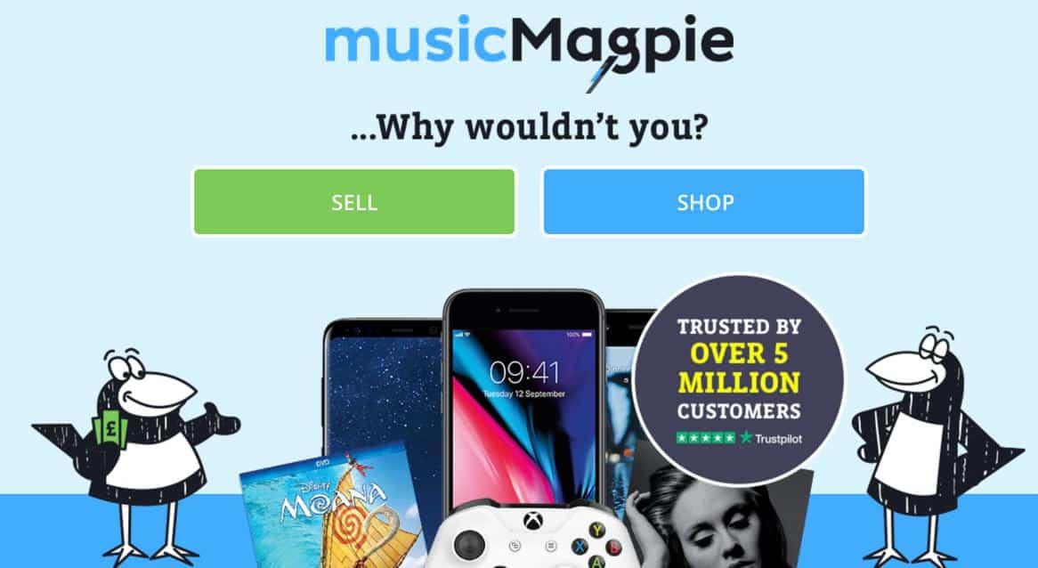Music Magpie