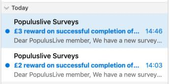 PopulusLive Surveys
