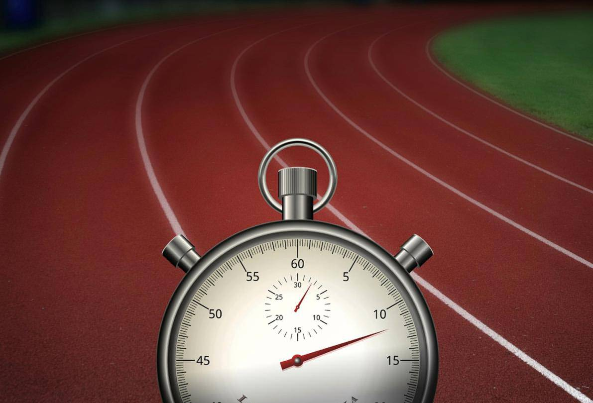 Stopwatch race