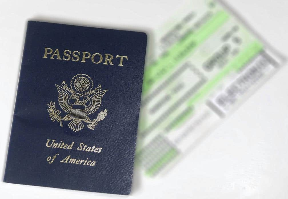 US passport needed for census takers