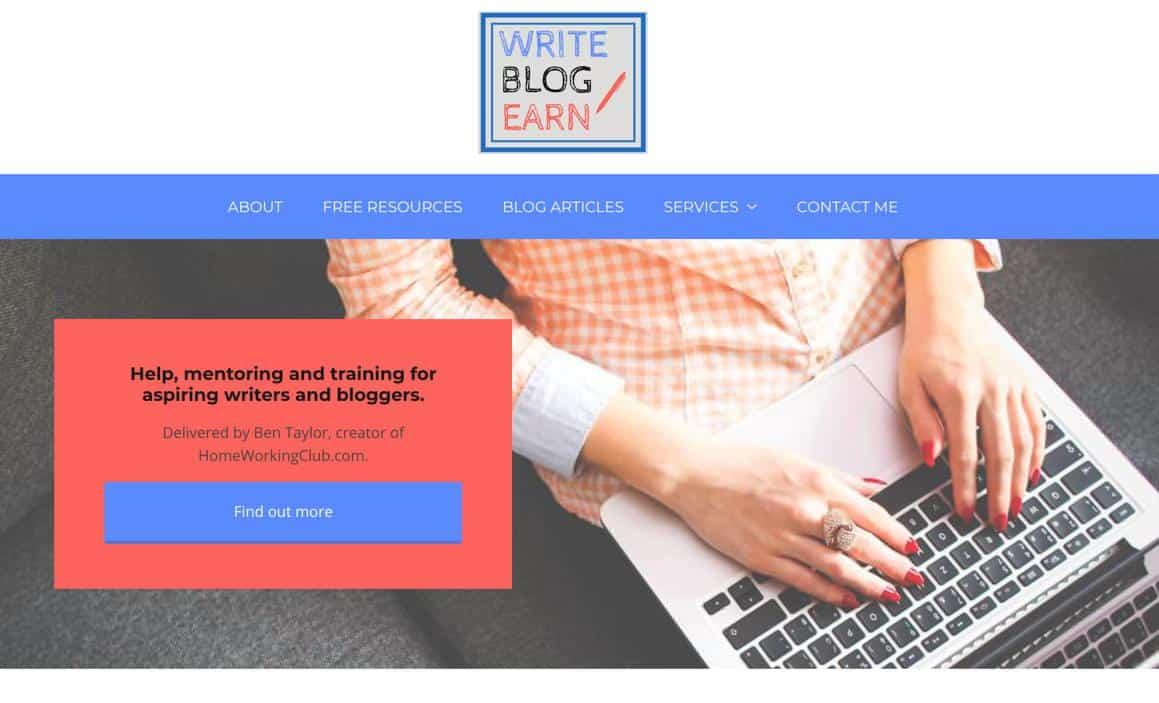 Mentorship at WriteBlogEarn