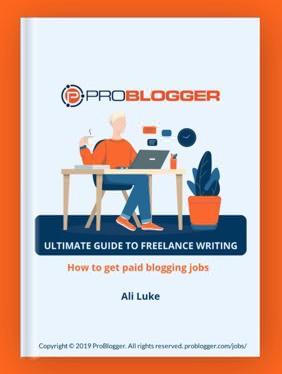 ProBlogger blogging book