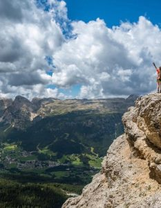 Climbing to your goals