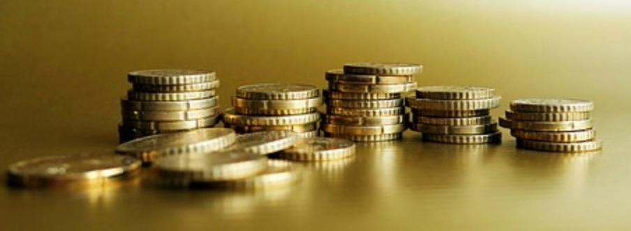 Small amounts of money