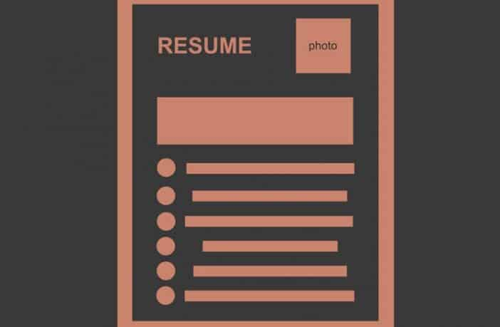 Resume tips for freelancers