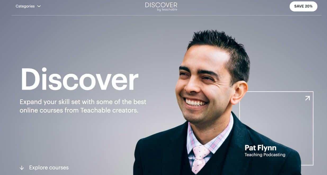 Teachable Discover