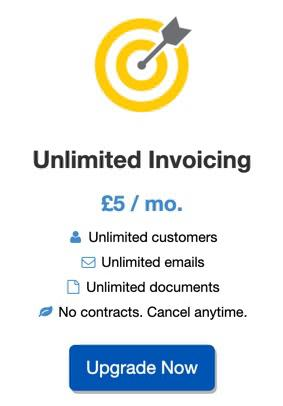 Invoice Home Pricing