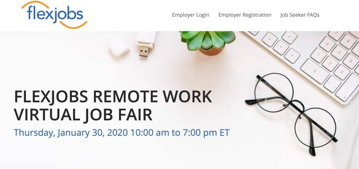 Remote Job Fair
