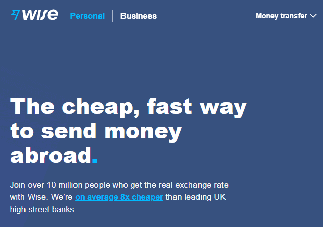 Wise, Formerly TransferWise