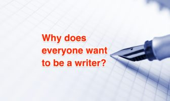 Want to be a writer