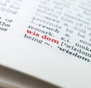 Freelance wisdom - in dictionary