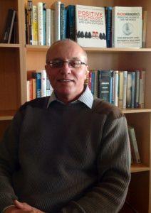 Photo of remote work expert Jeremy Scrivens