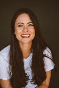Photo of remote work expert Kirsten Clacey