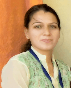 Photo of remote work expert Vaishali Badjugar