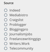 Writers Work Job Sources