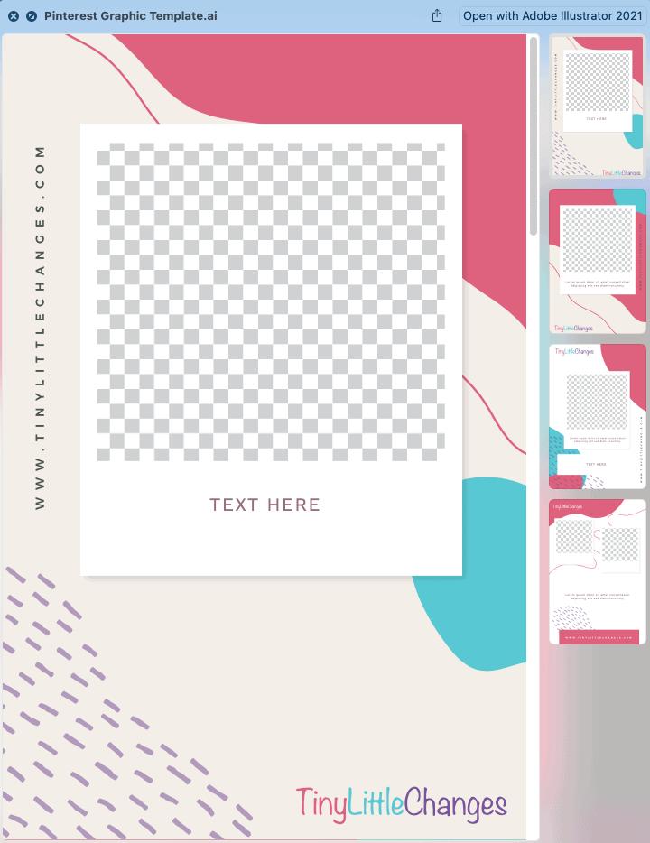Pinterest designs