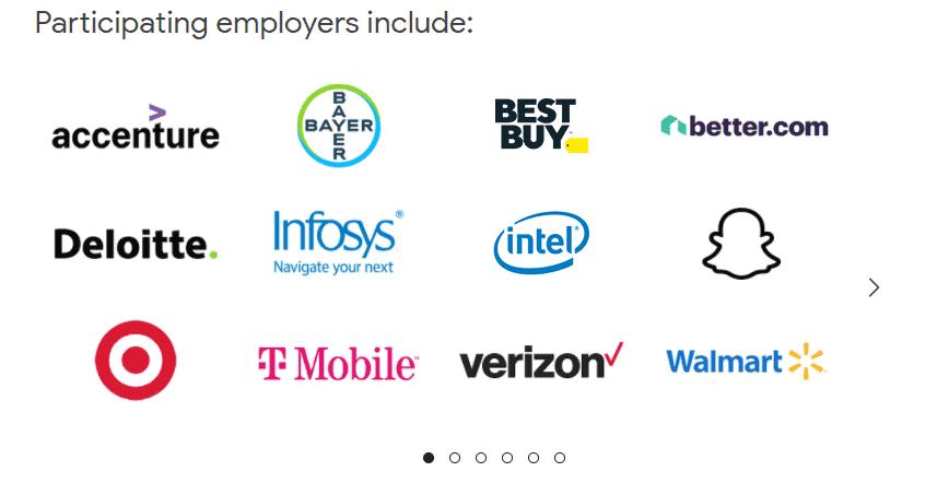 Google Employer Consortium
