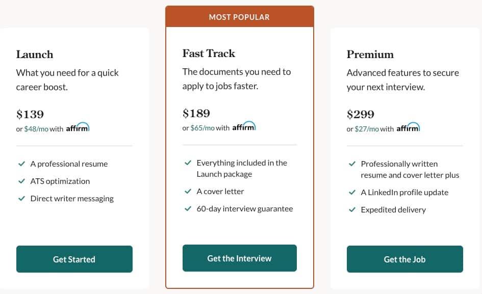 ZipJob Pricing